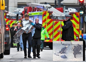 Incident terorist în Londra - Doi morți, un atacator împușcat, celălalt arestat. Reacții ale politicienilor